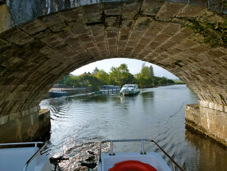 Vom ersten Mal: Auf einem Hausboot in Irland