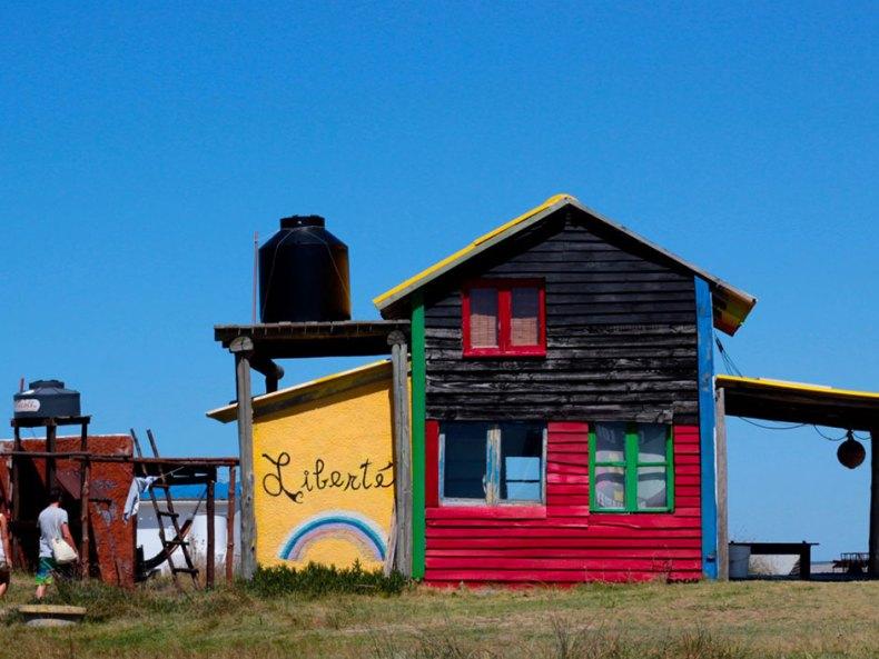 Cabo Polonio: Stromlos glücklich