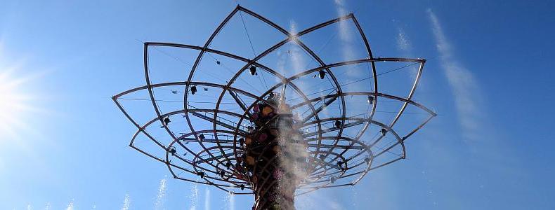 Essbare Insekten auf der Expo 2015 in Mailand