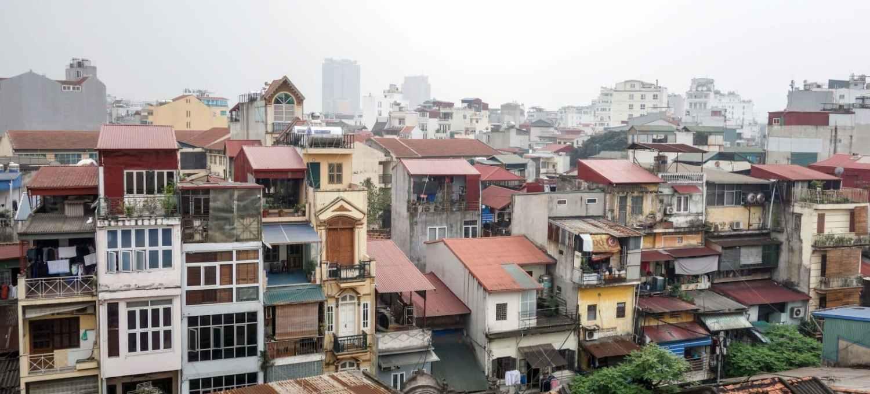 Planlos Durch Hanoi Reisedepeschen