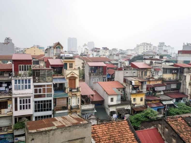 Planlos durch Hanoi