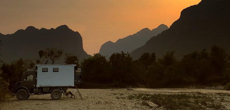 Laos und die wiedergefundene Leichtigkeit des Seins
