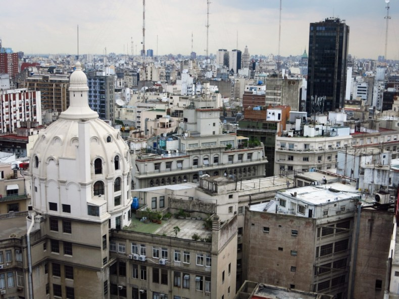 Buenos Aires: Vorhang auf, Film ab!