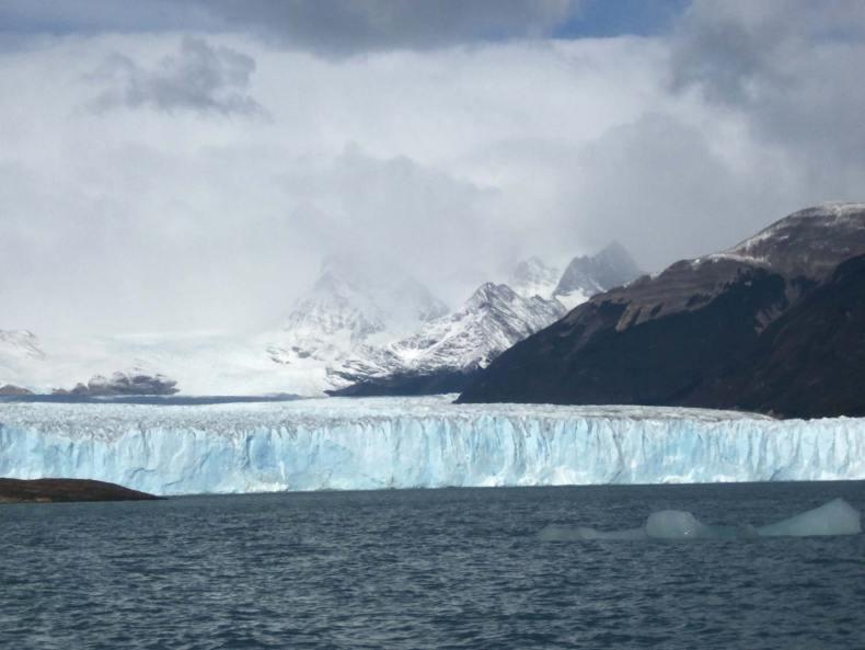 Eismassen im Nirgendwo