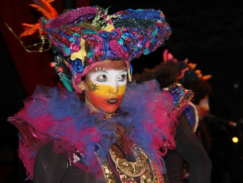 Montevideo: Karneval ohne Ende
