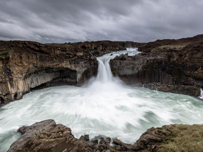 Das erste Mal Island vergisst man nie