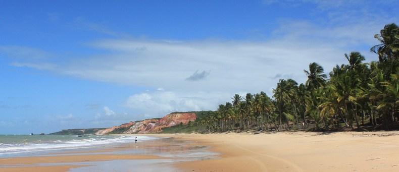 Beachhopping im brasilianischen Nordosten
