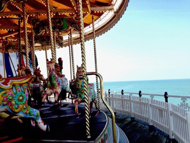 Brighton sehen und träumen
