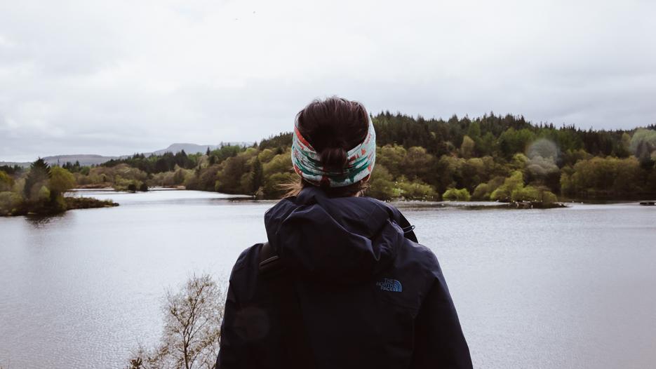 Aylin von Today We Travel Snowdonia