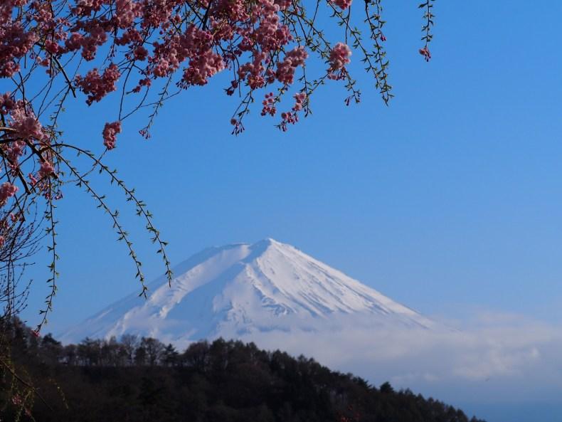 Kühle Berge unter warmer Sonne – Japan II