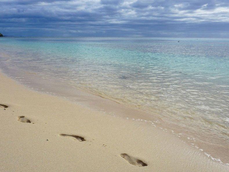 Zyklone über Fidschi