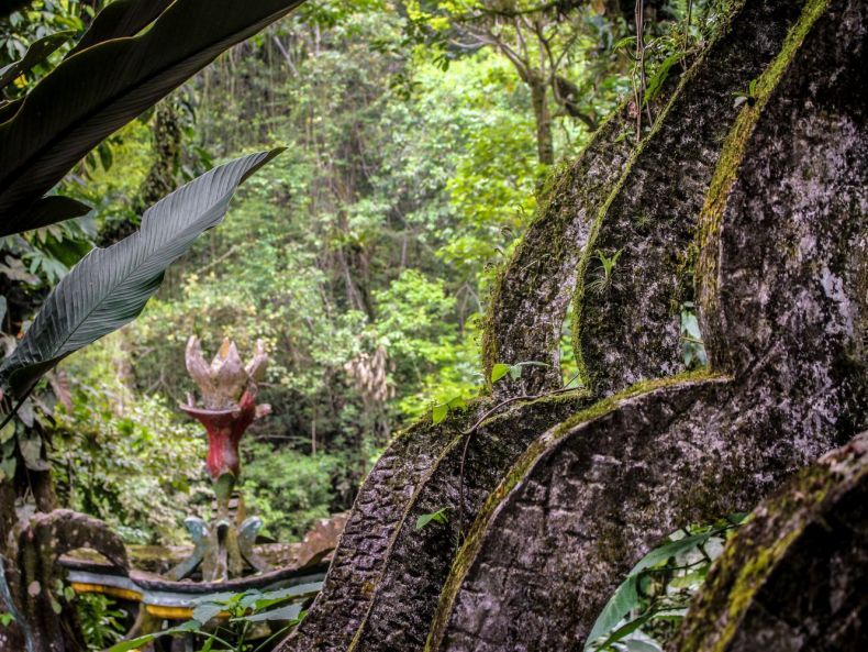 Las Pozas: Der surreale Palast im mexikanischen Dschungel