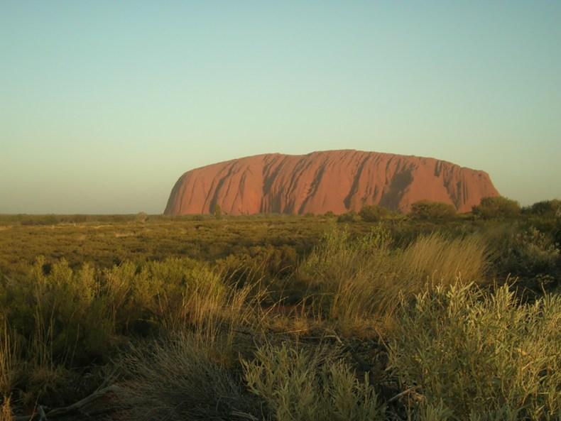 Zeit in Stein gemeißelt – am Uluru