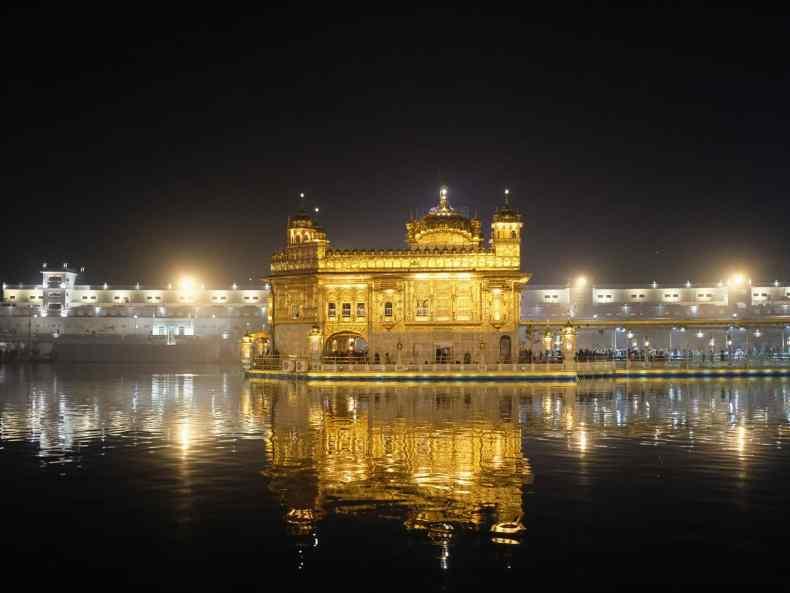 Goldene Tage in Amritsar