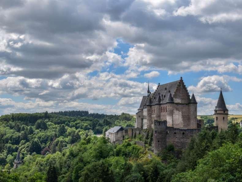 Mini-Roadtrip durch Luxemburg