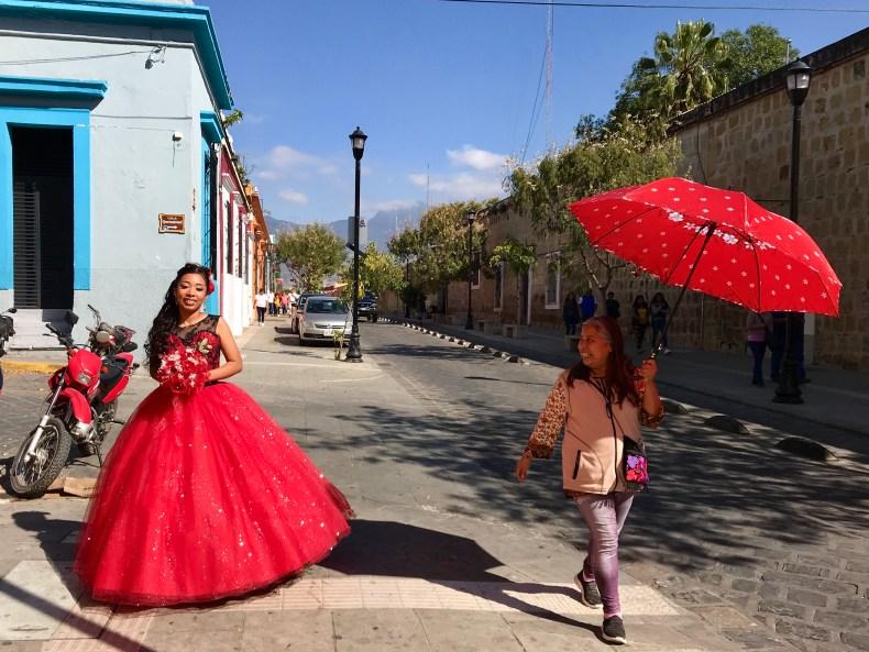 Oaxaca, die Schöne