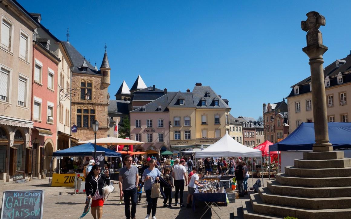 Marktplaats Echternach