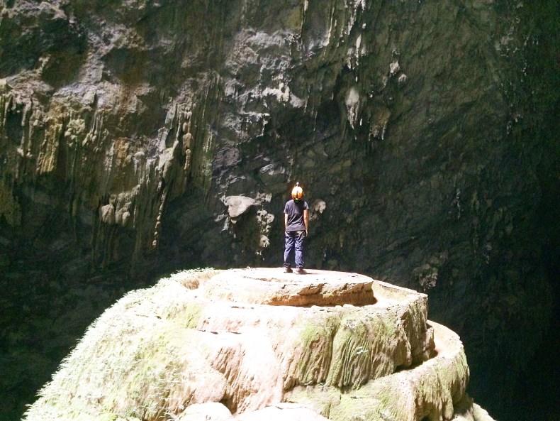 Der Planet unter der Erde: eine Reise in die größte Höhle der Welt