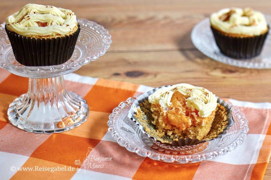 Apfelkuchen Cupcakes 1