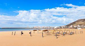 Badeort Agadir (Bigstock.com / Seiko3p)