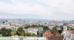 Ausblick von der Etagerie in Wien (Bild: Monika Nguyen - beigestellt)