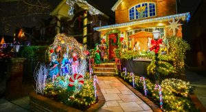 Dyker Heights in New York (Bigstockphoto.com / overburn)