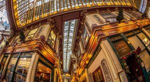Leadenhall Market London (F: Bigstock / Florin Cnejevici)