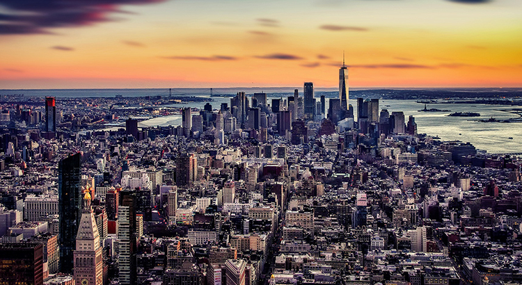 Skyline von New York (F: Pixabay Walkerssk)