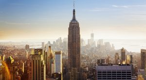 Das Empire State Building (F: Pixabay)