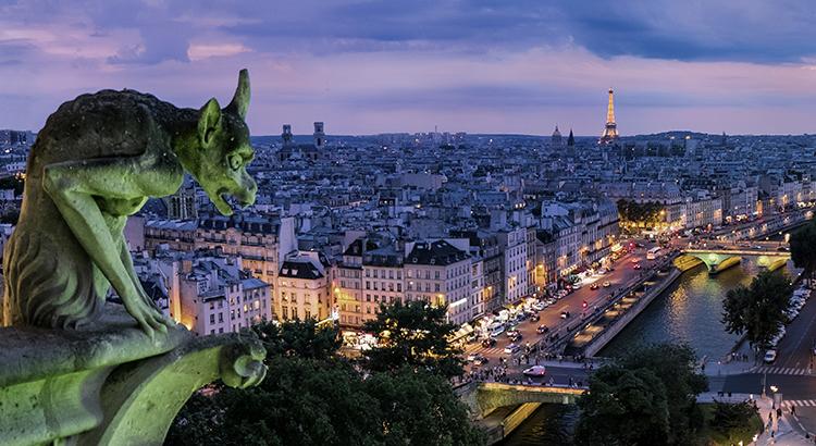 Paris Reisen Reiseziele Reisekompass