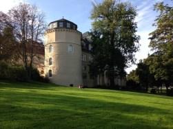 Weimar Gartenhaus Goethe Thüringen