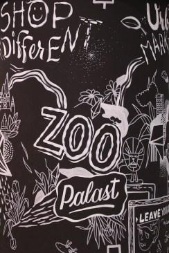 Bikini Berlin, Zoologischer Garten, Shopping, Weihnachten