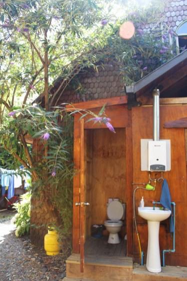 Pucon, Chile, El Refugio
