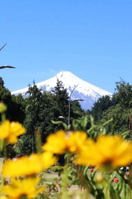 Pucon, Chile, Villarica
