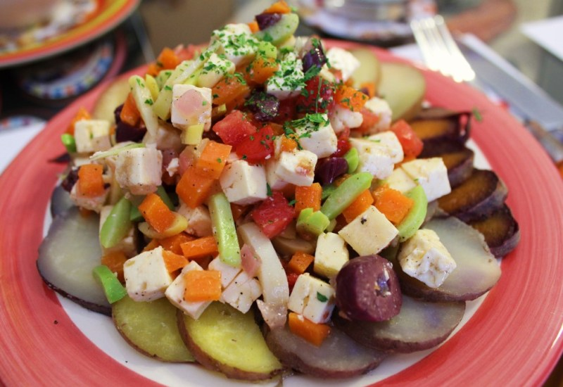 Arequipa Kartoffel