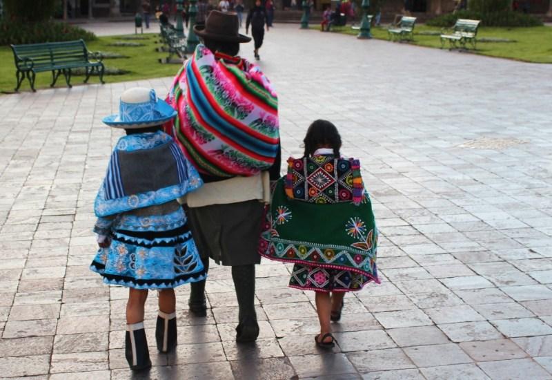 Karneval Cusco