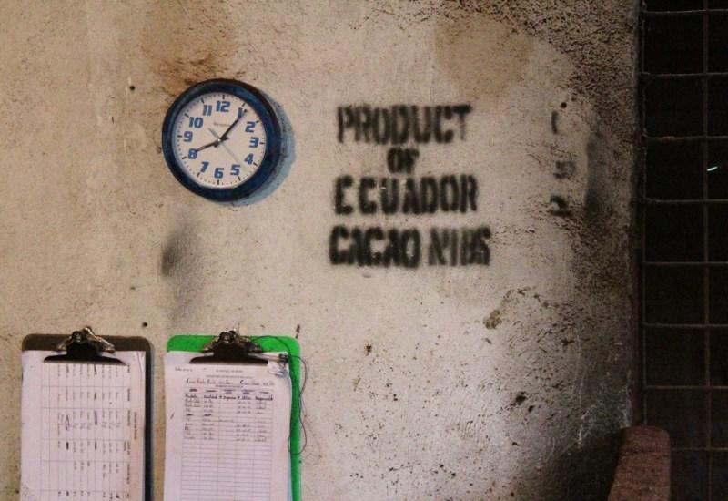 Kakaomuseum Mindo