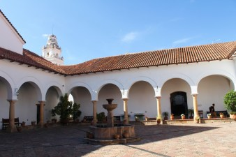 Sucre Kirche