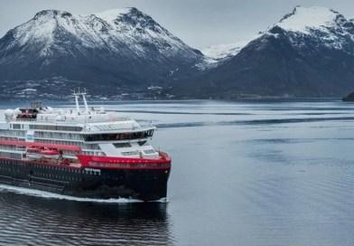 Hurtigruten Fridtjof Nansen Schiff