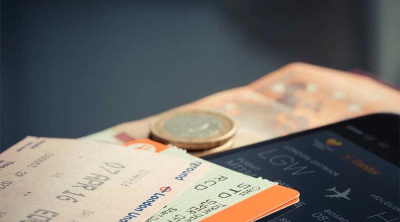 airline tickets flugschein