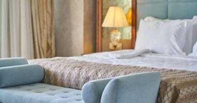 Hotel Doppelzimmer Doppelbett
