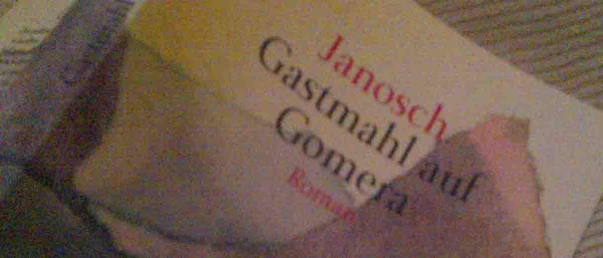 Gastmahl auf Gomera
