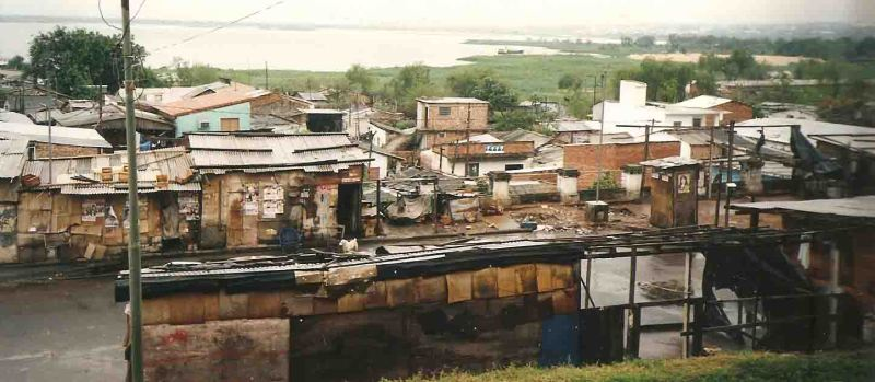 Reise nach Paraguay