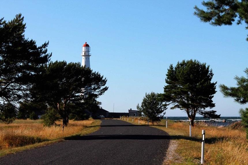 Estlands Insel Hiiumaa
