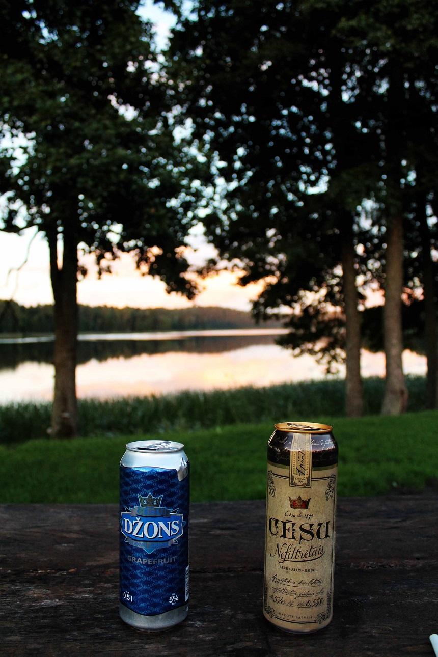 Essen und Trinken in Lettland