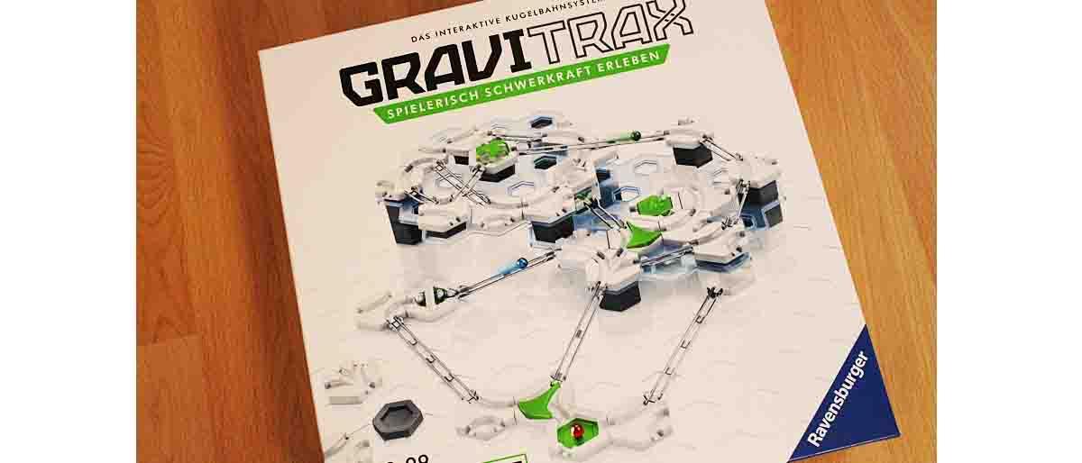 Gravitrax Ravensburger Gewinnspiel 2018