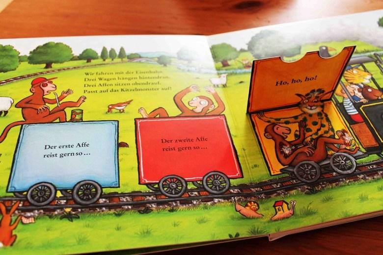 Bücher Kleinkinder Action