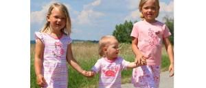 Frühlingskleidung für Kinder