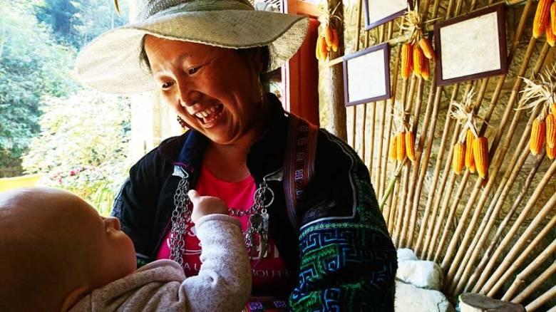Bergvolk Hmong