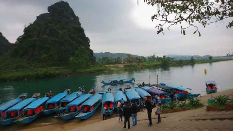 Reiseroute Vietnam Phong Nha